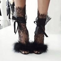 125.55 руб. 40% СКИДКА|Bkld женские s носки 2018 летние сексуальные цветочные кружева прозрачные носки женские сетчатые женские носки для девочек эластичные модные женские короткие носки-in Носки from Нижнее белье и пижамы on Aliexpress.com | Alibaba Group