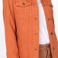 Женская джинсовая куртка Vintage Denim ME-498-S - Яркие джинсовые куртки