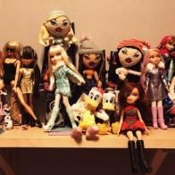 Fashion Action Figure Bratz Bratzillaz Doll Multiple Choice Best Gift for Child - Куклы