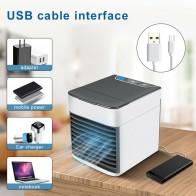 545.18 руб. 32% СКИДКА|Мини USB портативные вентиляторы кондиционера кондиционер увлажняюший очиститель персональный охладитель воздуха для домашнего офиса-in Вентиляторы from Техника для дома on Aliexpress.com | Alibaba Group
