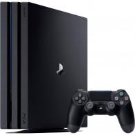 Игровая приставка Sony PlayStation 4 Pro (1 TB), Black (CUH-7208В) Уцененный товар (№27) — купить в интернет-магазине OZON с быстрой доставкой
