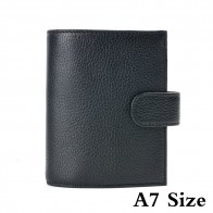 US $34.31 40% OFF|Genuine Leather Rings Planner Notebook A7 Mini Agenda Organizer Brass Binder Cowhide Diary Journal Sketchbook Buy 1 get 7 gifts-in Notebooks from Office & School Supplies on Aliexpress.com | Alibaba Group