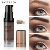 US $2.86 33% OFF|SACE LADY Waterproof Eyebrow Gel Makeup Henna Shade For Eye Brow Tint Natural Enhancer Make Up Cream Long Lasting Brand Cosmetic-in Eyebrow Enhancers from Beauty & Health on Aliexpress.com | Alibaba Group
