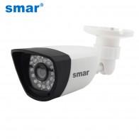 1262.15 руб. 20% СКИДКА|Smar H.265 POE 2MP IP Камера открытый Водонепроницаемый CCTV 1080 P 20fps HD 720P H.264 сети пуля Камера 2,8 мм широкоугольный объектив P2P Onvif купить на AliExpress