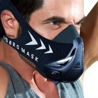 FDBRO Спортивная маска для фитнеса, тренировки, бега, сопротивления, подъема, кардио, маска для выносливости для фитнес тренировок Спортивная маска 3,0-in Маски from Безопасность и защита on AliExpress - Маски-респираторы. Сами знаете против чего.