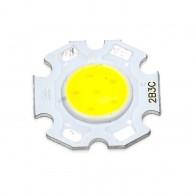 122.41 руб. 5% СКИДКА|20 штук много высокого Мощность светодиодный лампочка COB 20 мм 3 Вт 5 Вт 7 Вт 10 Вт Светодиодный источник чип лампа освещения, точечный светильник Потолочные светильники купить на AliExpress
