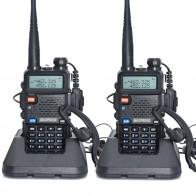 3590.17 руб. 46% СКИДКА|2 шт. baofeng уф 5r Walkie Talkie рации 128 Dual Band UHF & VHF 136 174 МГц и 400 520 МГц Baofeng УФ 5R портативна Рация 5 Вт Двухстороннее радио для рации баофенг баофенг uv 5r купить на AliExpress