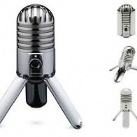 3616.73 руб. 21% СКИДКА|Оригинальный Samson Meteor Mic Studio записывающий конденсаторный микрофон с откидной задней ножкой с usb кабелем сумка для переноски компьютера-in Микрофоны from Бытовая электроника on Aliexpress.com | Alibaba Group