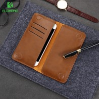 525.29 руб. 20% СКИДКА|FLOVEME кожаный чехол книжка в стиле