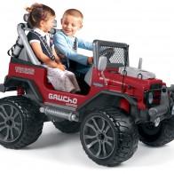 Детский электромобиль Peg Perego Gaucho Grande - Детские электромобили