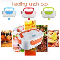 12/110/220V Portable Electric Heating Lunch Box Bento Storage Box Home Office School Rice Container Food Warmer on AliExpress
