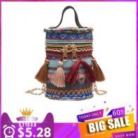 Женская Соломенная плетеная Сумка с кисточками, полосатая Сумка через плечо, сумочка с ручкой и сумка на плечо - Сумчатый Aliexpress