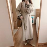 2975.27 руб. |Для женщин корейские зимние длинные пальто Верхняя одежда свободные плюс размеры кардиганы с длинным рукавом манто Femme Hiver элегантный-in Шерсть и сочетания from Женская одежда on Aliexpress.com | Alibaba Group