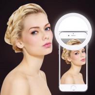 € 4.45 |Novedad cargador USB Selfie Flash portátil Led Cámara teléfono fotografía anillo luz mejora fotografía para iPhone Smartphone en Iluminación fotográfica de Electrónica en AliExpress.com | Alibaba Group