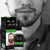 Professionnel Barbe croissance rehausseur Barbe huile essentielle pour hommes cheveux Barbe faciale Nutrition Moustache grandir hommes force Barbe Kit-in Produits contre la perte de cheveux from Beauté & Santé on AliExpress