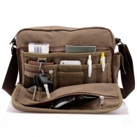 US $17.94 54% OFF|Men Casual Canvas Bag Men