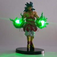 US $20.0 |Dragon Ball Z Action Figures Toys Broly Green Power Anime Dragon Ball Super Broly Led Lights Model Toy Esferas Del Dragon-in Action & Toy Figures from Toys & Hobbies on Aliexpress.com | Alibaba Group