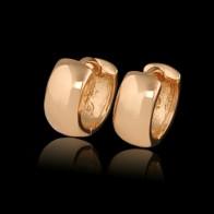 147.27 руб. 10% СКИДКА|MxGxFam гладкие серьги кольца для женщин золотого цвета (15x6 мм) без камня Forever классический стиль-in Серьги-кольца from Украшения и аксессуары on Aliexpress.com | Alibaba Group
