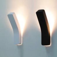 1439.12 руб. 27% СКИДКА|Модный короткий современный прикроватный светильник 3 Вт светодиодный Железный настенный светильник AC 86 265 в белый/черный-in Светодиодные комнатные настенные лампы from Лампы и освещение on Aliexpress.com | Alibaba Group