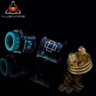 US $22.74 35% OFF|Augvape Druga rda atomizer 24mm Clamp Snag System SS 304 24K Gold Platede Deck elctronic cigarette atomizer vape tank rda-in Electronic Cigarette Atomizers from Consumer Electronics on Aliexpress.com | Alibaba Group