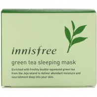 Innisfree, Green Tea Sleeping Mask, 80 ml (Discontinued Item)