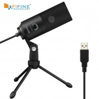 US $31.99 20% OFF|Fifine Metal USB Condenser Recording Microphone For Laptop MAC Or Windows Cardioid Studio Recording Vocals  Voice Over, YouTube-in Microphones from Consumer Electronics on Aliexpress.com | Alibaba Group