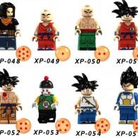 US $3.99 |8pcs/lot Anime Dragon Ball Z Son Goku Vegeta Tien Shinhan Kulilin Building Blocks Toys-in Model Building Kits from Toys & Hobbies on Aliexpress.com | Alibaba Group