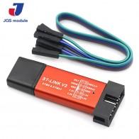 116.9 руб. 9% СКИДКА|ST LINK Stlink ST Link V2 мини STM8 STM32 Симулятор программное устройство для загрузок программирования с крышкой DuPont кабель-in Соединители from Товары для дома on Aliexpress.com | Alibaba Group