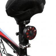 543.66 руб. |Светодио дный светодиодный велосипедный круглый задний фонарь 9 дрель задний фонарь велосипед 4 режима безопасности задний фонарь велосипедный задний фонарь купить на AliExpress
