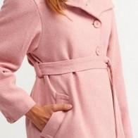 Женское пальто Dilvin ME-101A06825_Pudra - Стильные пальто