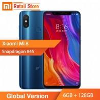 28781.42 руб. |Глобальная версия Xiaomi Mi 8 6 GB 128 GB Snapdragon 845 6,21