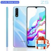Оригинальный vivo Z5 Amoled экран мобильного телефона Snapdragon712 48MP + 32MP камера 4500mAh батарея celulares 22,5 W зарядка смартфона