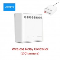 US $26.99 |Xiaomi Mijia Aqara Two way control module Wireless Relay Controller 2 channels Work For Mijia APP Smart Home-in Smart Remote Control from Consumer Electronics on Aliexpress.com | Alibaba Group