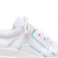 Женские кроссовки (текстильные / Vegan) Kemal Tanca ME-8681809746560 - белые кеды