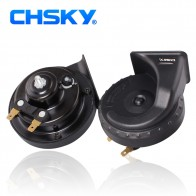 US $8.2 13% OFF|CHSKY Design Patent Long Life Time Car Horn New Technology Sound Channel Loud Sound Auto Horn 12V 110db High Low Klaxon-in Multi-tone & Claxon Horns from Automobiles & Motorcycles on Aliexpress.com | Alibaba Group