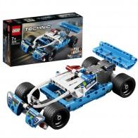 Купить конструктор Lego Technic 42091 Лего Техник Полицейская погоня в интернет магазине Toy.ru - МЧ будет в восторге