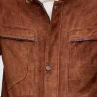 Мужская кожаная куртка Derimod ME-5638115844 - Мужские кожаные куртки