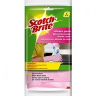 Перчатки Scotch-Brite кухонные размер L 1 пара купить в магазине METRO - METRO Cash&Carry - Перчатки резиновые для защиты от коронавируса