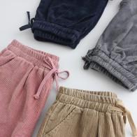 1323.41 руб. 39% СКИДКА|Вельветовые брюки зимние новые свободные корейские Ретро бархатные корейские женские брюки Lunan-in Штаны и капри from Женская одежда on Aliexpress.com | Alibaba Group