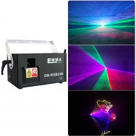 20350.67 руб. 15% СКИДКА|1,5 Вт RGB лазерный 3D анимационный сканер проектор ILDA DMX танцевальный бар рождественские вечерние дискотеки DJ для световых эффектов на сцене огни шоу системы-in Эффект освещения сцены from Лампы и освещение on Aliexpress.com | Alibaba Group