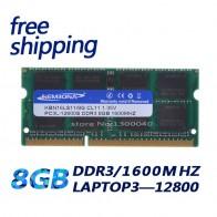 Kembona ноутбук памяти DDR3L DDR3 8 ГБ 1600 мГц PC3 12800 1,35 В KBN16LS11/8 Non ECC CL11 SODIMM Intel оперативной памяти купить на AliExpress