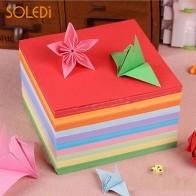 133.01 руб. 13% СКИДКА|200 шт. оригами квадратный ручной бумага Двусторонняя простыни Детские цвет ful Скрапбукинг 8 см Craft DIY ручной работы разноцветная бумага купить на AliExpress