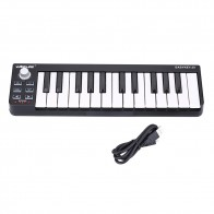 US $36.55 42% OFF|Worlde Easykey.25 Portable Electronic MIDI Keyboard Mini 25 Key USB MIDI Controller Electronic Piano-in Piano from Sports & Entertainment on Aliexpress.com | Alibaba Group