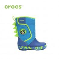 2759.4руб. 40% СКИДКА|CROCS Crocs FL Monster Lights Boot K KIDS on AliExpress - 11.11_Double 11_Singles