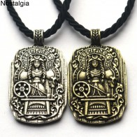 US $3.99 20% OFF Nostalgia Norse Witch Jewelry Runic Runes Amulet Talisman Viking Necklace Wicca Pendant Witchcraft Pagan Jewelery-in Pendant Necklaces from Jewelry & Accessories on Aliexpress.com   Alibaba Group