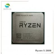 6538.03руб. |Процессор AMD Ryzen 5 2600 R5 2600 3,4 ГГц шестиядерный двенадцати ядерный процессор 65 Вт Процессор YD2600BBM6IAF Socket AM4-in ЦП from Компьютер и офис on AliExpress