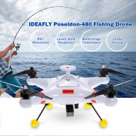 US $980.31 50% OFF|Poseidon 480 Brushless 5.8G FPV 700TVL Camera GPS Quadcopter wBT Datalink Device Waterproof Professional Fishing Dron-in RC Helicopters from Toys & Hobbies on Aliexpress.com | Alibaba Group