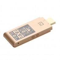 1038.26 руб. |Универсальный 2,4 G/Hz двойной режим 1080 P HDMI мобильный компьютер проводной/Беспроводной зеркалирование Экран разъем адаптера для IOS Android купить на AliExpress