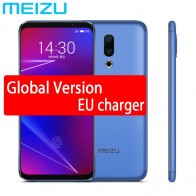US $245.99 |Original Meizu 16 16X Global 64GB ROM Mobile Phone Snapdragon 710 Octa Core 6.0