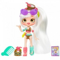 Shopkins Кукла Shoppies Кокосинка, купить в интернет-магазине по цене 1 050 руб - Игрушки для детей